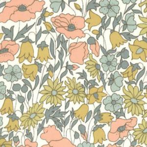 liberty stof poppy and daisy