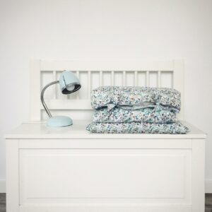 Liberty sengetøj Billy blå