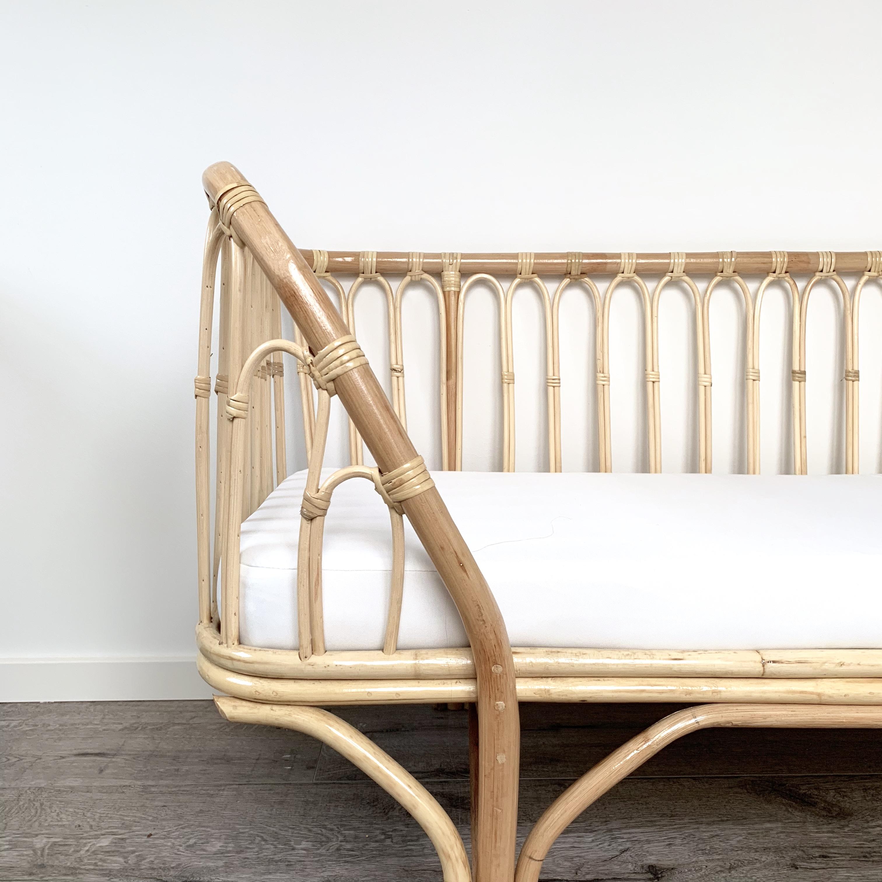 bambus rattan seng